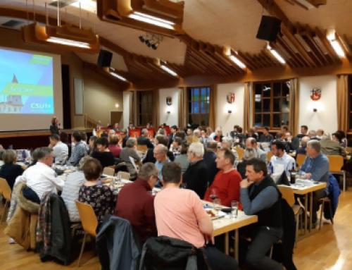 Politik und Wein der CSU Haag – ein rundum gelungener Abend