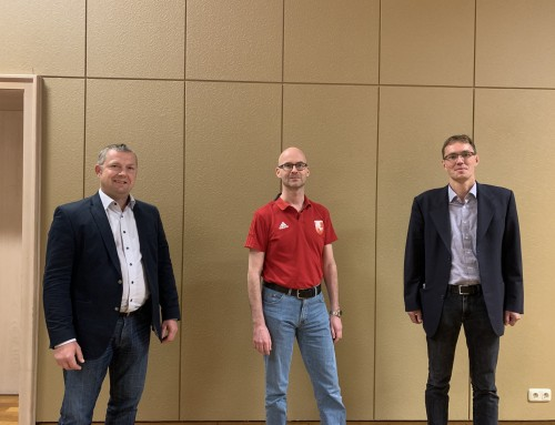 Jahreshauptversammlung des TSV Haag 2020