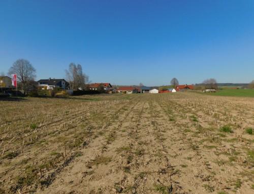 Neuer Wohnraum, Flächensparen, Rücksichtnahme auf die Nachbarn – Bebauungsplan südlich der Lerchenberger Straße wird überarbeitet