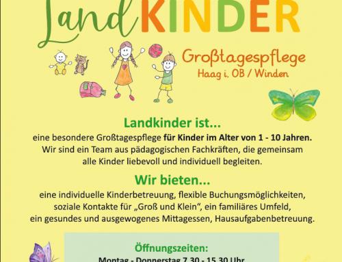 Die neuen Landkinder in Haag/Winden