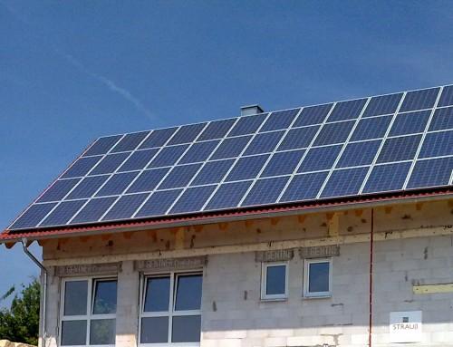 Solare Baupflicht und CO² neutrale Heizungen für neue Baugebiete